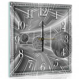 Nástěnné hodiny - NH0040 - Abstrakt