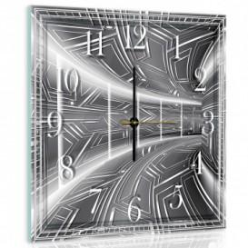 Nástěnné hodiny - NH0041 - Abstrakt