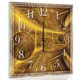Nástěnné hodiny - NH0042 - Abstrakt