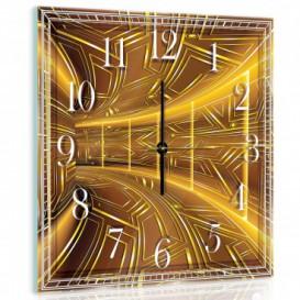 Nástěnné hodiny - NH0043 - Abstrakt