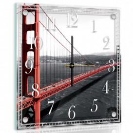 Nástenné hodiny - NH0046 - Most