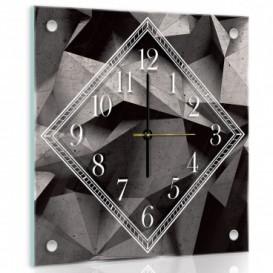 Nástenné hodiny - NH0048 - 3D