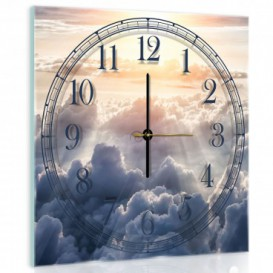 Nástěnné hodiny - NH0051 - Nebe