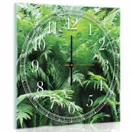 Nástěnné hodiny - NH0053 - Kapradí