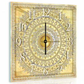 Nástěnné hodiny - NH0059 - Mandala