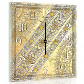 Nástěnné hodiny - NH0060 - Mandala
