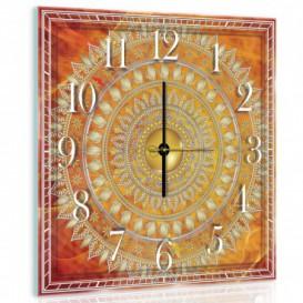 Nástěnné hodiny - NH0061 - Mandala