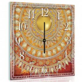 Nástěnné hodiny - NH0062 - Mandala