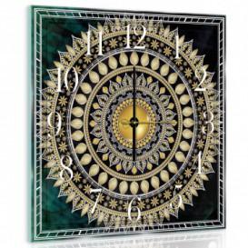 Nástěnné hodiny - NH0063 - Mandala