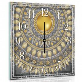 Nástěnné hodiny - NH0064 - Mandala
