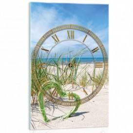 Nástenné hodiny - NH0081 - Pláž