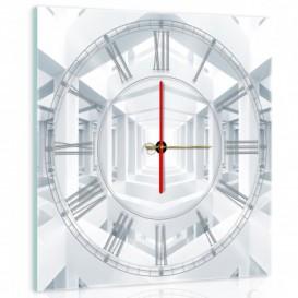 Nástenné hodiny - NH0085 - 3D