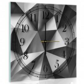 Nástenné hodiny - NH0086 - 3D