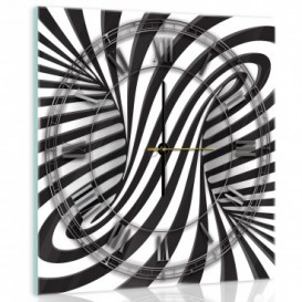 Nástenné hodiny - NH0095 - 3D
