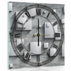 Nástenné hodiny - NH0100 - 3D