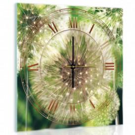 Nástenné hodiny - NH0109 - Púpava