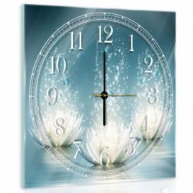 Nástenné hodiny - NH0112 - Lekná