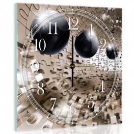 Nástenné hodiny - NH0120 - 3D