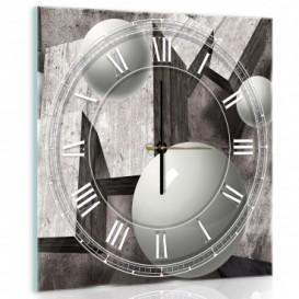 Nástenné hodiny - NH0122 - 3D