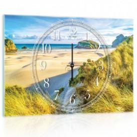 Nástenné hodiny - NH0129 - Pláž