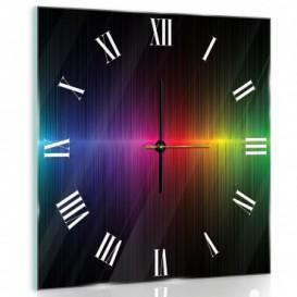 Nástenné hodiny - NH0179 - Farebné spektrum