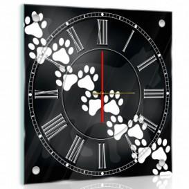 Nástenné hodiny - NH0209 - Labky