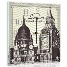 Nástenné hodiny - NH0210 - Londýn