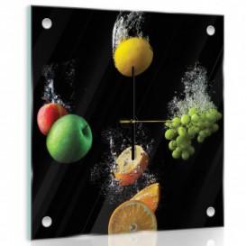 Nástenné hodiny - NH0215 - Ovocie