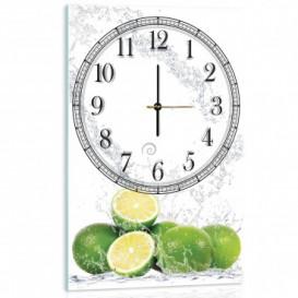 Nástenné hodiny - NH0217 - Limetky