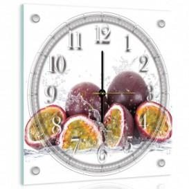 Nástenné hodiny - NH0221 - Granátové jablko