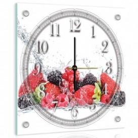 Nástenné hodiny - NH0222 - Lesné plody