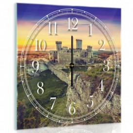 Nástenné hodiny - NH0240 - Hrad