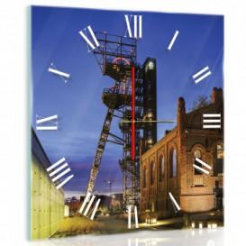 Nástenné hodiny - NH0243 - Mesto