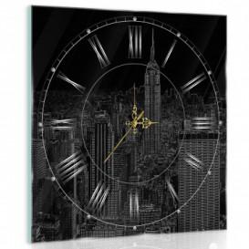 Nástenné hodiny - NH0245 - New York