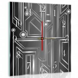 Nástenné hodiny - NH0251 - Abstrakt
