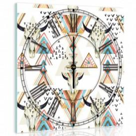 Nástenné hodiny - NH0254 - Abstrakt