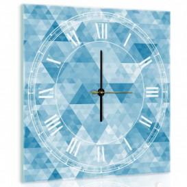 Nástenné hodiny - NH0259 - Trojuholníky