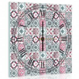 Nástenné hodiny - NH0260 - Španielske kocky