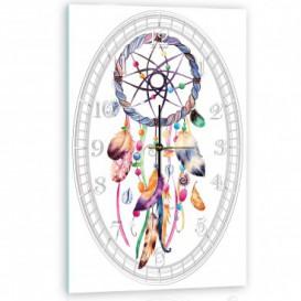 Nástenné hodiny - NH0264 - Lapač snov