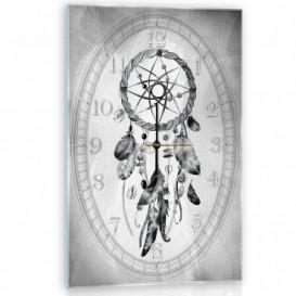 Nástenné hodiny - NH0265 - Lapač snov