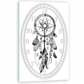 Nástenné hodiny - NH0266 - Lapač snov