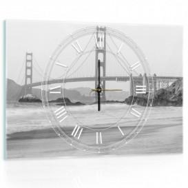 Nástenné hodiny - NH0290 - Most