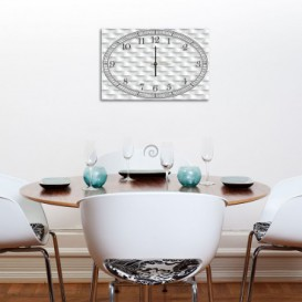 Nástenné hodiny - NH0295 - Geometrické tvary