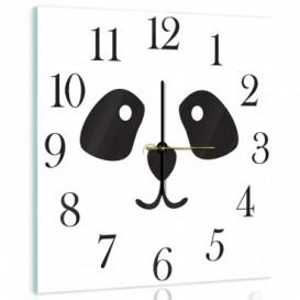 Nástěnné hodiny - NH0302 - Panda