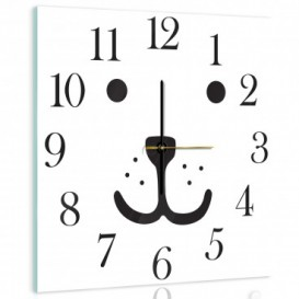 Nástěnné hodiny - NH0303 - Pejsek
