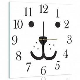 Nástenné hodiny - NH0303 - Psík