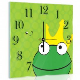 Nástěnné hodiny - NH0306 - Žabák