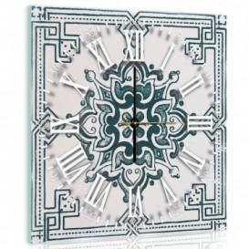Nástenné hodiny - NH0319 - Ornament