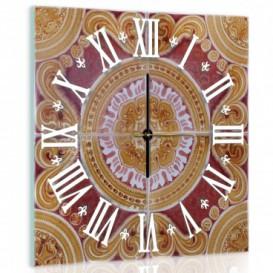Nástenné hodiny - NH0320 - Ornament