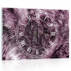 Nástenné hodiny - NH0346 - Srsť